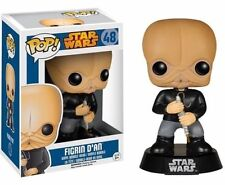 "STAR WARS CANTINA BAND FIGRIN D'AN 3.75"" VINYL BOBBLE HEAD FIGURE POP EXCLUSIVE"