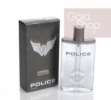 POLICE ORIGINAL 100ML EAU DE TOILETTE PROFUMO UOMO EDT NATURAL SPRAY