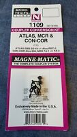 Micro Trains Number 1109 Coupler Conversion Kit Atlas, MCR And Concord NIB