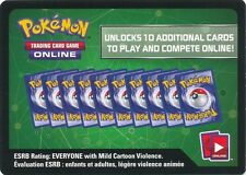 100x POKEMON XY9 BREAKPOINT ONLINE CODE CARDS NEW & UNUSED IN HAND!!