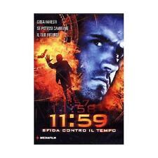 FILM DVD 11:59 SFIDA CONTRO IL TEMPO (2005) thriller offerta