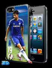 Diego Costa 3D iPhone 5 or 5S Hard Case Official Chelsea Merchandise New