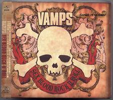 Vamps: Sex Blood Rock N' Roll  (2013) Japan / CD & DVD TAIWAN