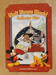 Disney WDW Attractions Mystery Pin. Lilo and Stitch Space Mountain. Pin 57803