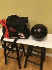 1997 Nascar Collector Series Bowling Ball Dale Earnhardt #3  w/Bag