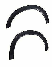 EGR 753814F Front Blk Rugged Look Fender Flares for Ford F250/F350 Super Duty