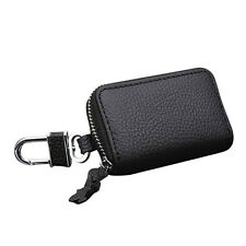 AUTO Car Leather Key Wallet Holder Cover Purse Storage Organizers Hanging Bags