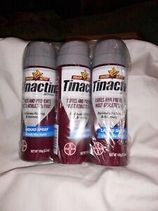 Tinactin Antifungal LIQUID Spray 5.3oz ( 3 pack )