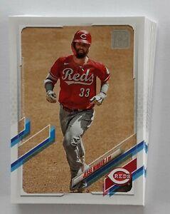 Carte de Baseball Topps - Jesse Winker (10) - Cincinnati Reds