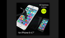 "Iphone 6 4.7"" 2.5D Quality Tempered Glass Screen Protector"