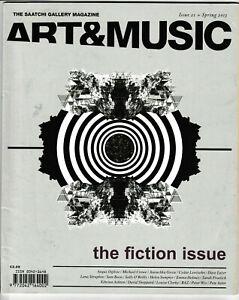 Art & Music Magazine Saatchi Gallery #21 Spring 2013 Fiction Issue