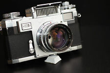 Contax III A with Carl Zeiss Sonnar 1:1.5 50mm (1956/1957)