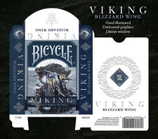 Bicycle Viking Wizzard Wing Playing Cards Deck New Sealed