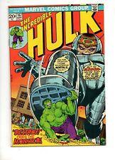 Incredible Hulk #167 NM- 9.2 HIGH GRADE 1973 MODOK Gains Body & Transforms Betty
