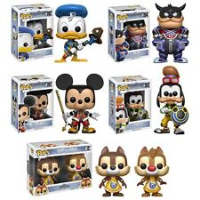 Pop! Disney Kingdom Hearts Set of 6 Vinyl Figure by Funko