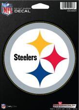 Pittsburgh Steelers Die Cut Decal-Car Window, Laptop, Tumbler. See Description