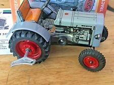 "KOVAP tin DEUYZ F2M 315 TRACTOR clockwork forward/reverse gears 1/24"" 70 mm"