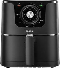 COSORI 3.7 Qt Air Fryer Oven Oilless Cooker 1500W 30 Recipes 2 Yr Warranty Black