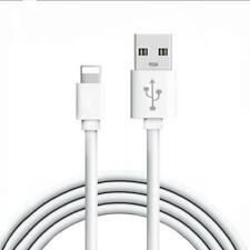 1M 2A USB Charger Fast Charging Data Sync Cable For IPhone XR X 8 7 6 5 IPad Air