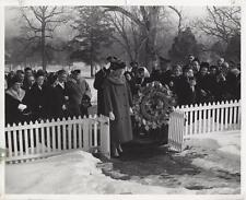 John F. Kennedy Funeral Photo From Presidential Seamstress Album *Rare* #20