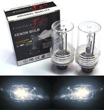 HID Xenon D2R Two Bulbs Head Light 4300K Stock Bi-Xenon Replace Lamp Low Beam