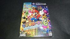 Nintendo GameCube Mario Party 6 Japan GC