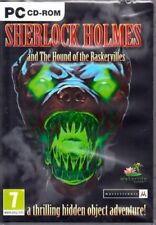Sherlock Holmes and The Hound of the Baskervilles - PC CD - New & Sealed