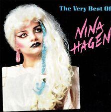 CD - NINA HAGEN - The very best of