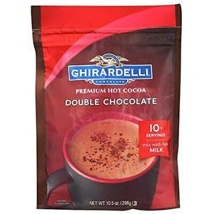 Ghirardelli Hot Cocoa Premium Double Chocolate