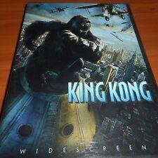 King Kong (DVD, 2006, Widescreen) Naomi Watts, Jack Black Used