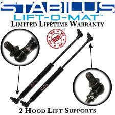 Qty 2 Stabilus SG437007 Rear Hood Lift Supports 62175300