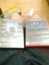 The Collector and the collection horror thriller dark twisted graphic sick sinis