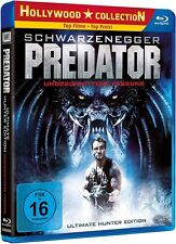 Blu-ray PREDATOR (Uncut!) # Arnold Schwarzenegger, Carl Weathers ++NEU