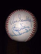 BROOKLYN DODGERS Legends SIGNED BALL Koufax Snider Drysdale Scully Lasorda