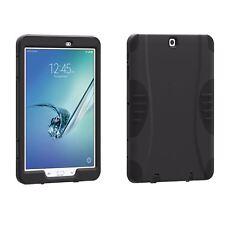 "Verizon OEM Rugged Hard Tablet Case Cover for Samsung Galaxy Tab S2 9.7"" - Black"