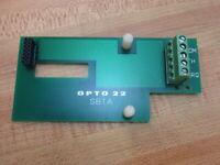 Opto 22 SBTA Programmable Logic Controller Board