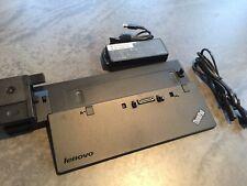 Lenovo ThinkPad Basic Dock 90w para T440 T450 T540 T550 L440 L540 x 240 x250