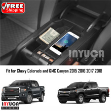 Car Interior Accessories Center Console Organizer For Chevy Colorado GMC Canyon