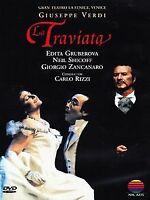 Verdi, Giuseppe - La Traviata von Carmine Gallone   DVD   Zustand gut