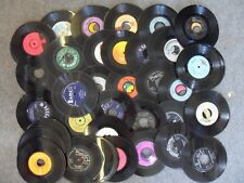 "100 x 7"" Vinyl Records for Arts / Crafts / Decoration."
