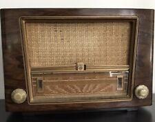Philips Tabletop Radio Bx535 X -E30004E Vintage