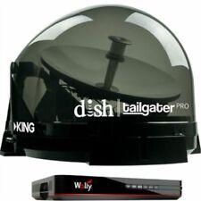 King Tailgater Pro DTP4950 Premium Satellite Portable TV Antenna