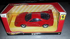 HOT WHEELS FERRARI F40 1/43 *NEUF*