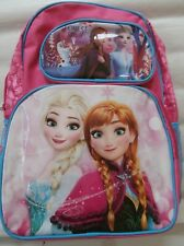 Brand New Kids Backpack Frozen School Bag - Extra Large
