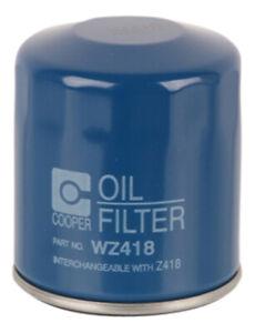 Wesfil Oil Filter WZ418 fits Ford Ranger 3.0 TDdi 4x4 (PJ), 3.0 TDdi 4x4 (PK)