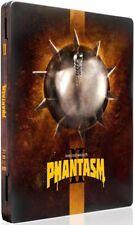 COMBO BLU-RAY/DVD PHANTASM II Édition Limitée Boîtier Métal Neuf sous blister