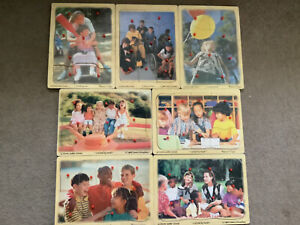 Melissa And Doug Diversity Awareness puzzles Lot of 7 Wooden