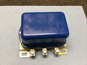 NEW Ford Generator Voltage Regulator 12V 12 Volt B Circuit   MADE IN THE USA!