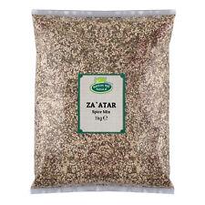Za'atar -  Zatar -  Zaatar Spice Blend - 1kg (Thyme, Sumac, Sesame Seeds)