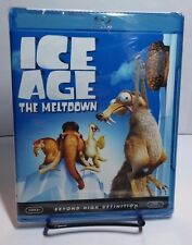 Ice Age:The Meltdown (Blu-ray Disc, 2009) NEW (Sealed) -Free Shipping